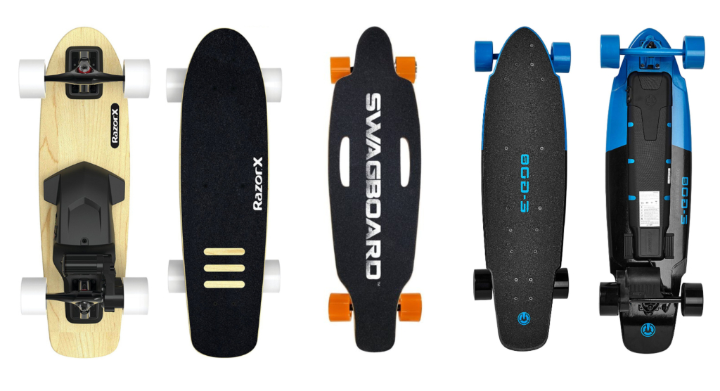 Best Electric skateboards under 500