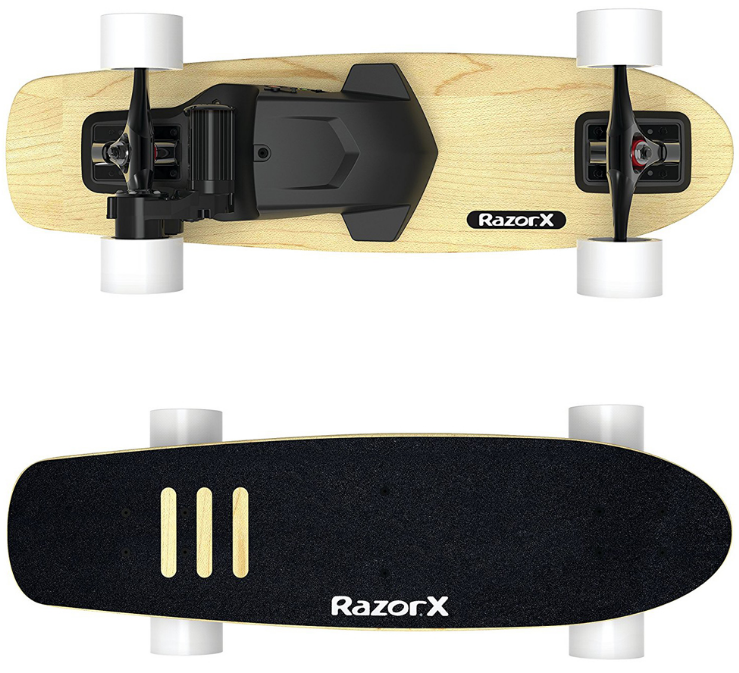 RAZOR X Cruiser Electric Skateboard