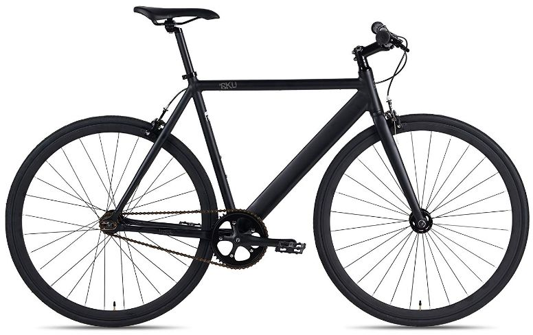 6KU Urban Track Single Speed Bike