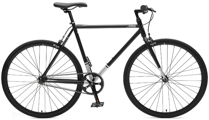 Critical Cycles Harper Fixed Gear Urban Commuter Bike