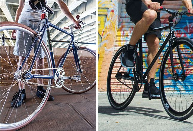 Single Speed Bikes Frame