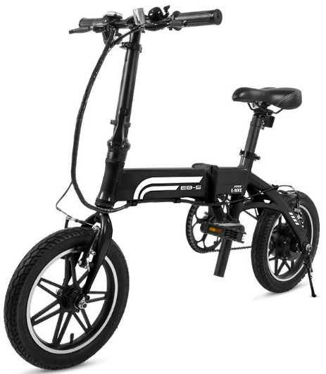 Swagtron SwagCycle EB-5 Folding Bike