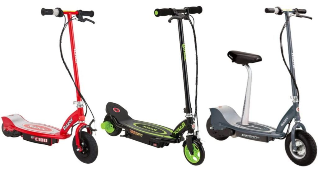 Image result for electric scooter for kids