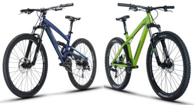 Best Entry-Level Mountain Bikes Under $500 _ $1,000
