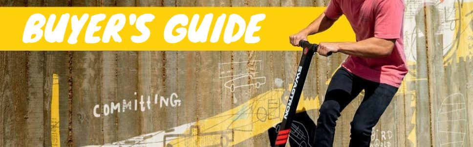 Buying Guide Electric Scooter