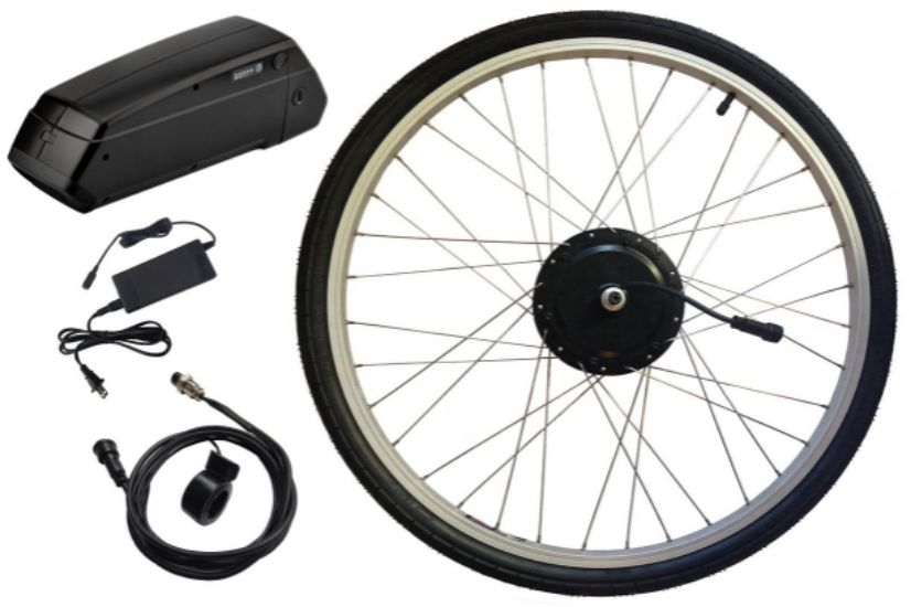The 12 Best Electric Bike Conversion Kits In 2019 [TRENDING]