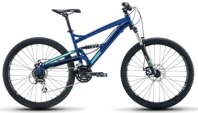 Diamondback Bikes Atroz 1 Full Suspension Mountain Bike