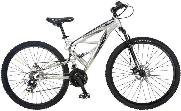 Mongoose R2780 Impasse Dual Suspension Bicycle (29-Inch)
