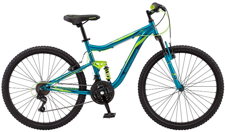 Mongoose Status 2.2 Women's Mountain Bike