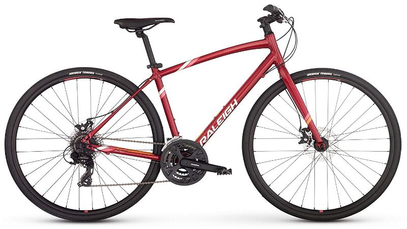 Raleigh Bikes Alysa 2 Women's Fitness Hybrid Bike