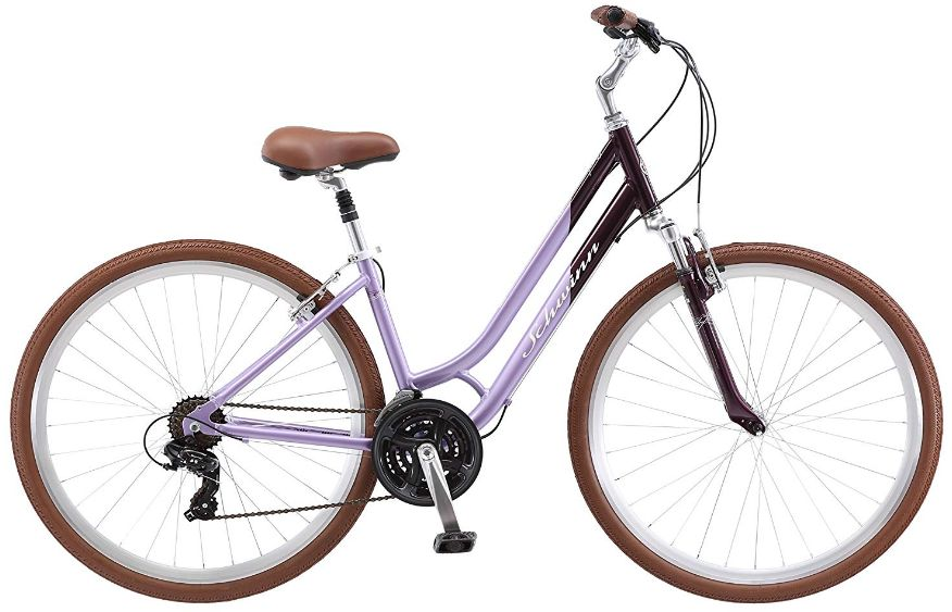 Schwinn Capitol Women's Hybrid Bicycle