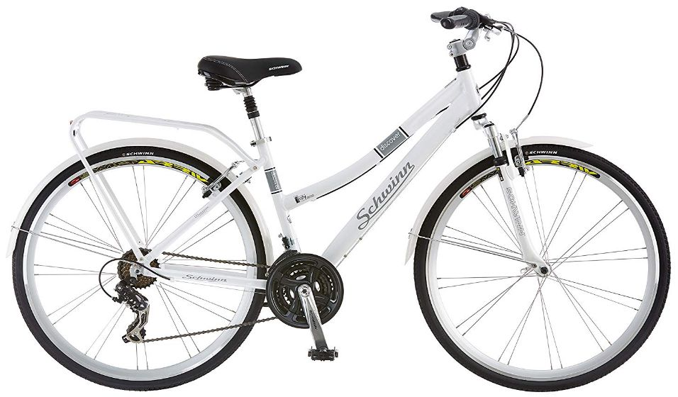 Schwinn Discover Women's Hybrid Bicycle