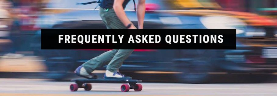 Electric Skateboard FAQs