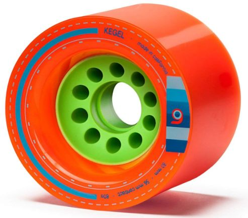 Orangatang Kegel 80 mm Downhill Longboard Wheels