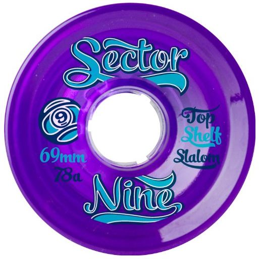 Sector 9 Top Shelf Nine Ball 69Mm Wheels
