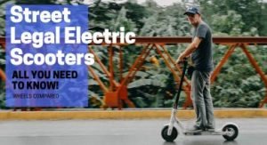 Street Legal Electric Scooters For Adults In 2019 (NEW Guide)